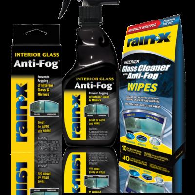 Anti-Fog cleaner